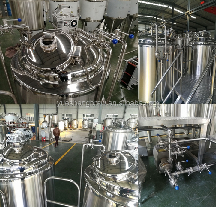 600 gallon rvs bier vergister