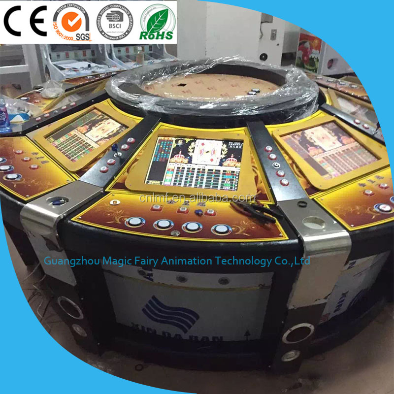 America roulette poker card arcade game machine PCB board Casino game machine