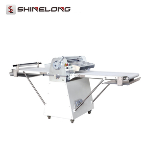 Hot Sale Bakery Machine Upright Pizza/Croissant Dough Sheeter