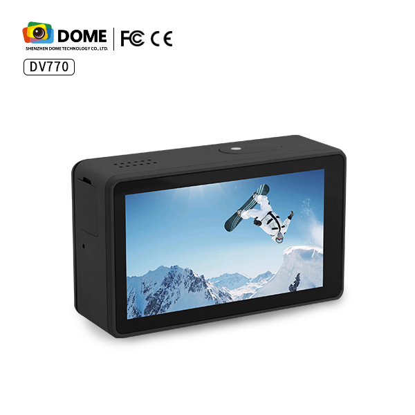 New 4K Ultra HD 1080P WiFi Waterproof Action Camera Sports DV Video Camcorder with touch screen