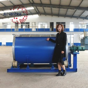 Rotary filter dirt machine micro filtration for solid-liquid separation