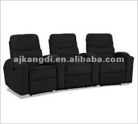 2012 new designed home theater sofa KD-T78
