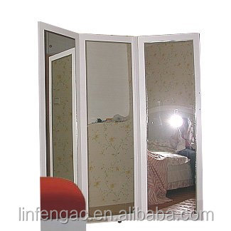 New Style Full Length Decorative Vanity 3 Way Mirror