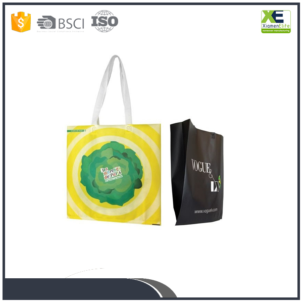Eco Friendly Customized Reusable printed Shopping Bag