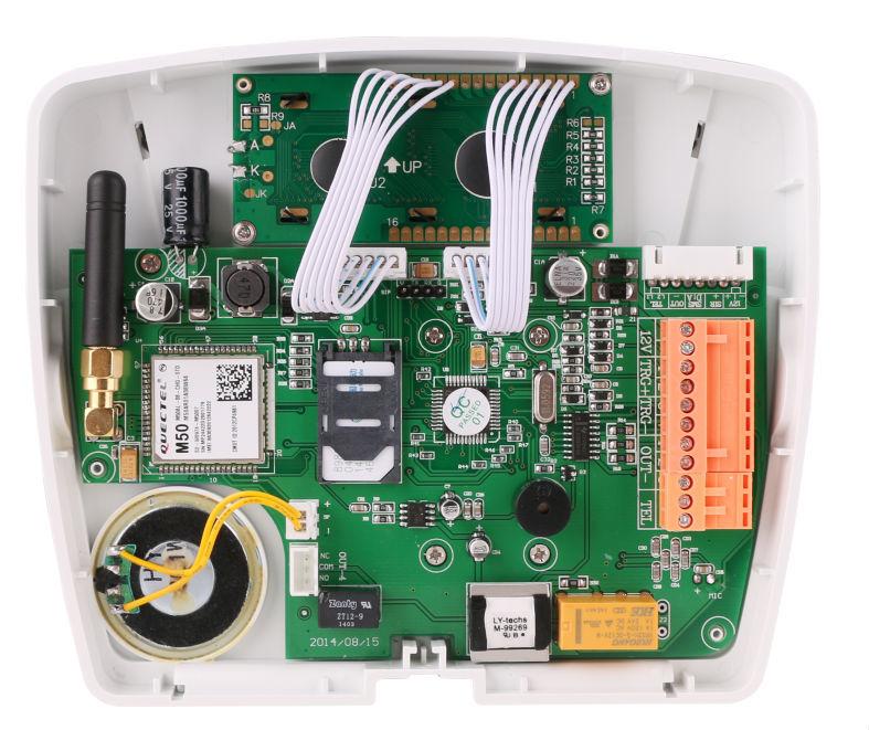 Gsm Auto Dialer Hybird Gsm And Pstn Dialer Hx Gd30 Buy
