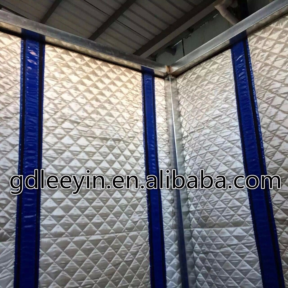 Soundproof curtains - Soundproofing Material Acoustic Soundproof Curtains And Sound Barrier For Machine Noise Control