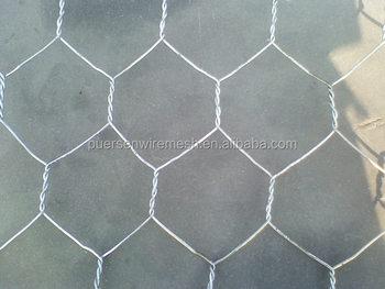 Galvanized Netting Hexagonal Wire Mesh Chicken Wire Mesh - Buy ...