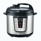 electric multifunctional digital computer pressure cooker with CE/ROHS/LFGB