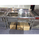 Wholesale Commercial stainless steel custom size sink for restaurant wash vegetables