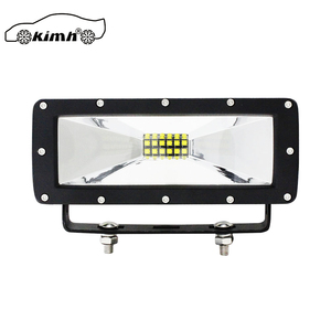 car led lights motorcycle auto working headlights atv utv mirror led light bar