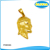 fashion accessories gold filled jewelry hand of god pendant stainless buddha car pendant