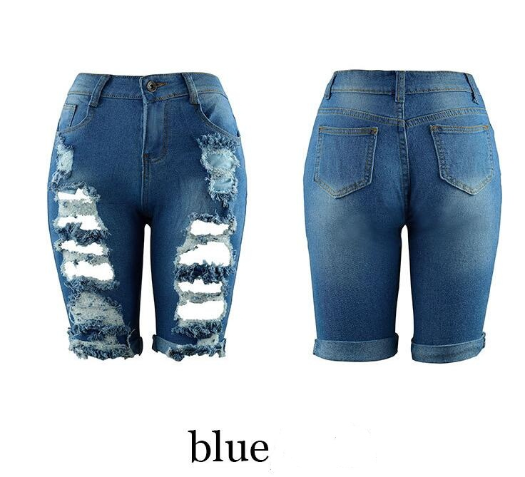 Cz39154a-1 # Beste sexy raw denim jeans niet frauen jeans denim kurzen hot shorts frauen shorts hosen