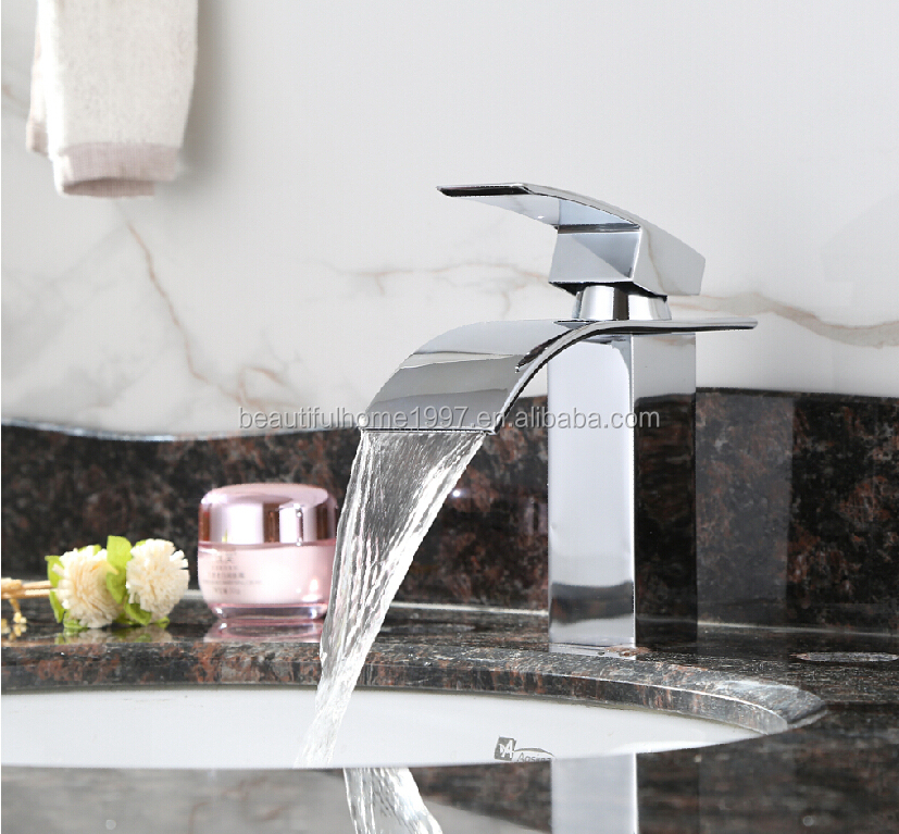 High quality low lead bathroom basin sink vessel mixer faucet