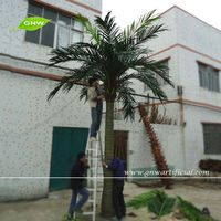 APM010 GNW Artificial Coconut Tree for Landscaping Decoration Outdoor use