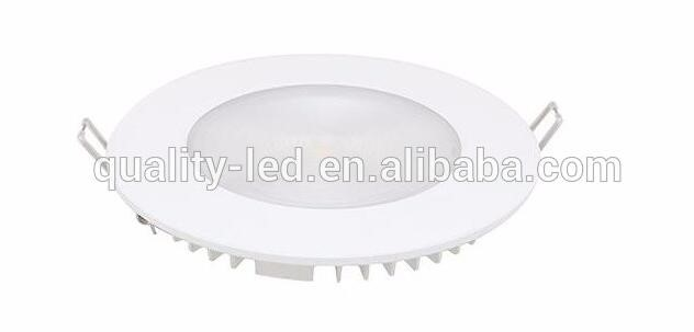 Wholesale 8 inch Daylight White Ultra Slim Round LED Panel Light ...