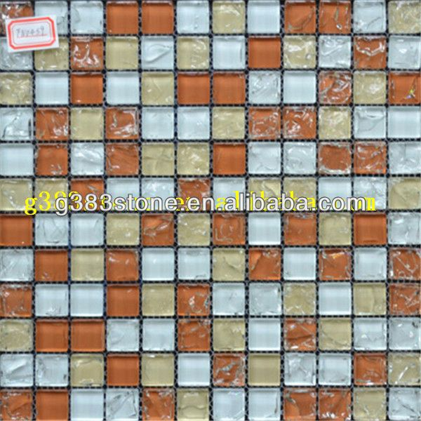 glass mosaic tiles backsplash mosaico