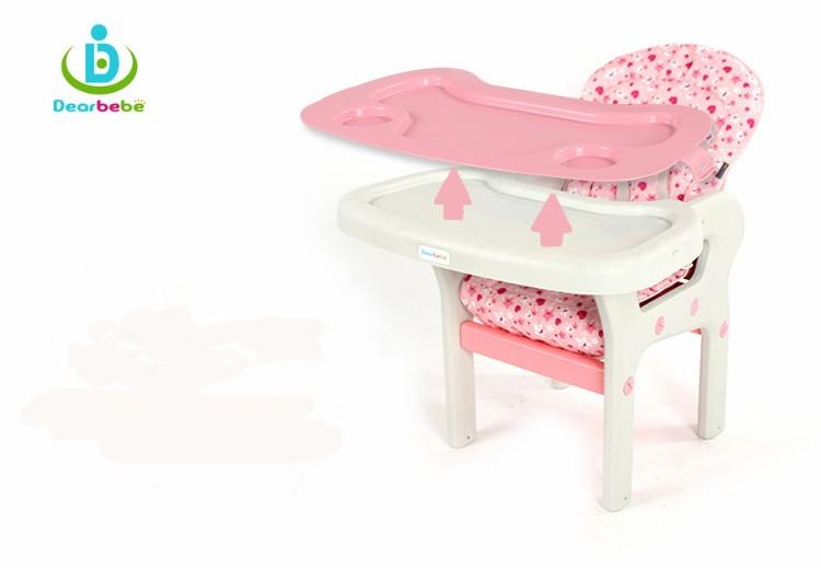 Plastic Stoel Kind : Groothandel plastic hoge stoelen kinderen restaurant meubelen in