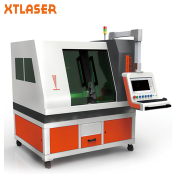 2017 cnc fiber laser cut machine for jewelry gold metal,silver, stainless steel,brass,aluminium