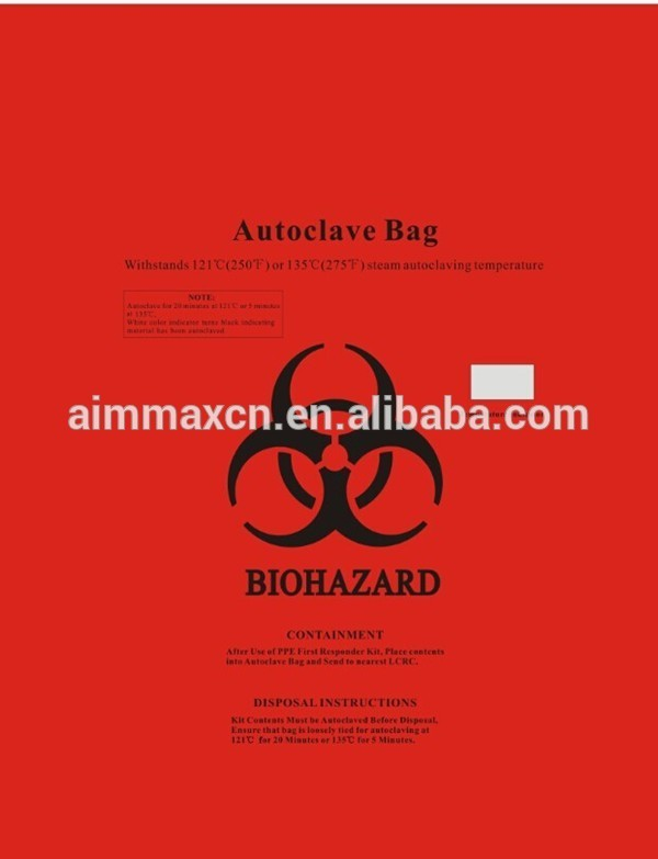 medical supplies Durable Autoclave Bags