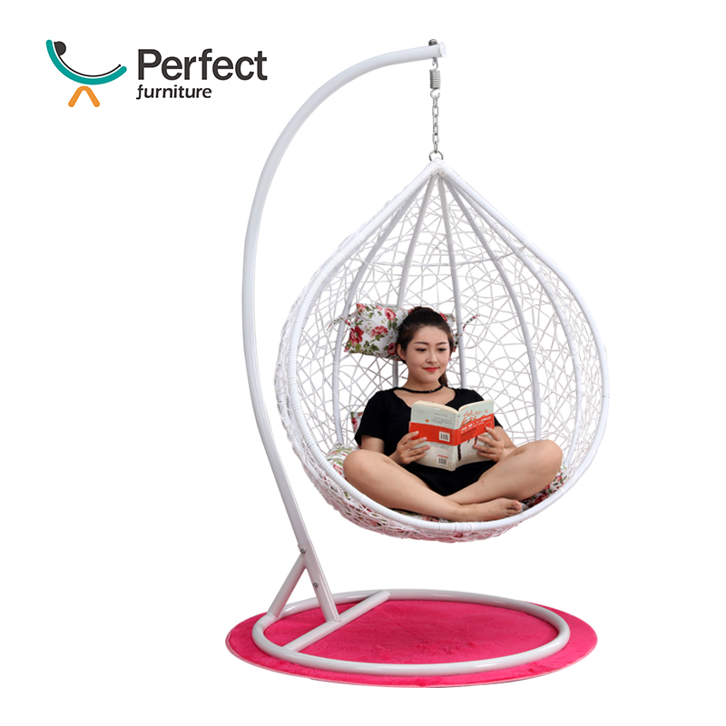 Wholesale Cheap Outdoor Pe Rattan Swing Egg Shaped Chair ...