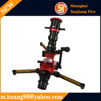 HIGH QUALITY Portable Fire Fighting Foam Water Monitor with CE certificate