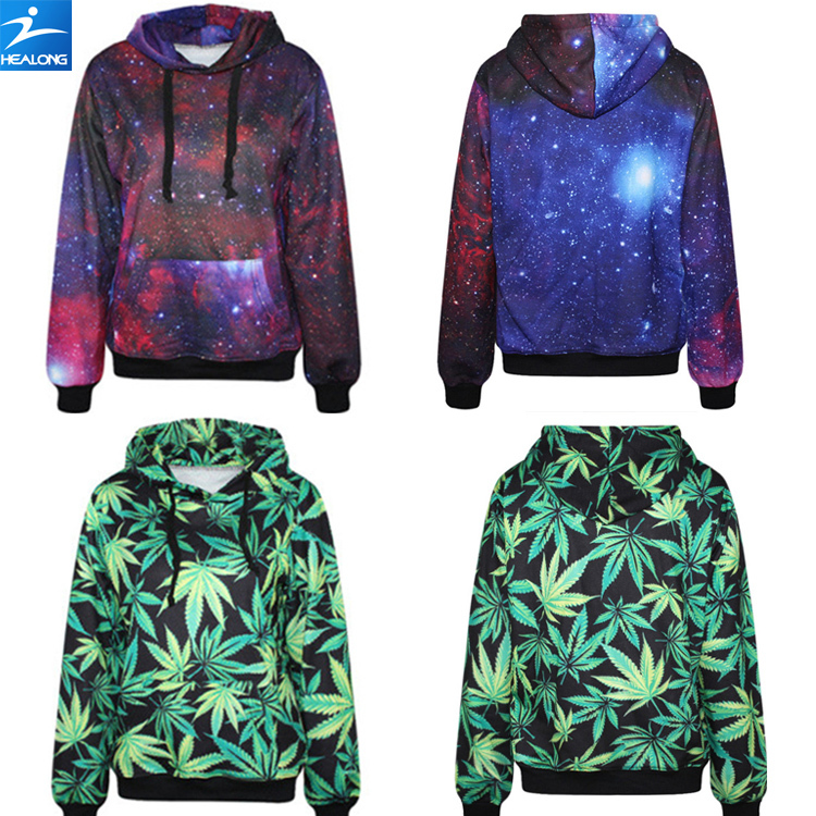 Healong de sublimación de tinte impreso Sudadera con capucha últimos  diseños suéter de personalizado sublimación sudaderas a59bc72b5ec00