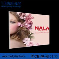 Photo frames designs Fabric Advertising Light Box with CE/UL/RoHs