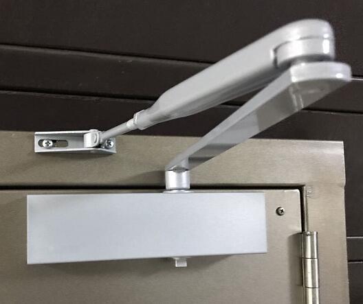 Nouveau Modèle En Alliage Daluminium Électrique Fermeporte Bonne - Ferme porte electrique