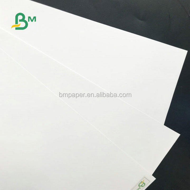 Virgin Wood Pulp 80gsm 90gsm Coated Paper 70*100cm Single Side Coated Art Paper for Offset Printing