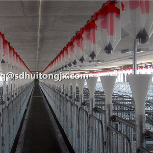 Hot ganlanized gestation stalls for dry sows pens