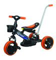 EN71 Standard 3 in 1 tricycles for new model 2017 children tricycleWheel lighting new models hot sale baby tricycle