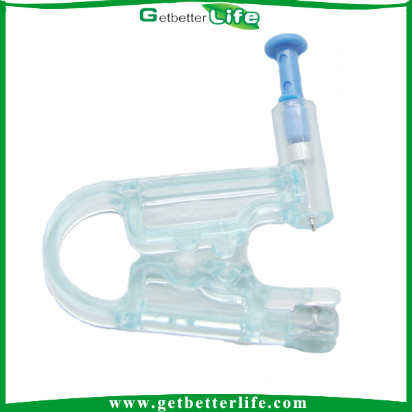 Getbetterlife Good Quality Sterilling Stainless Steel Disposable Ear Piercing Gun