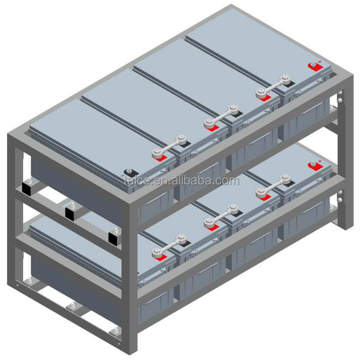 2v Opzv Battery Rack Indoor Battery Rack Buy 2v Opzv