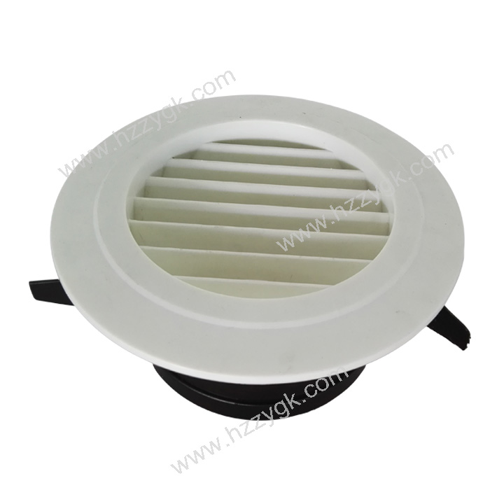 Air Conditioning Ventilation Ceiling Air Vent Round Abs