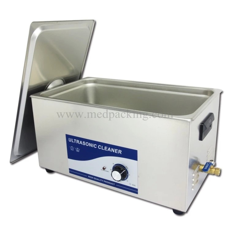 JP-080 22L Industrial Ultrasonic Cleaning Machine Ultrasonic Cleaner for Mechanical Elements