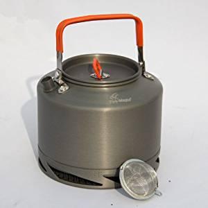 Fire-maple Tea Pot Kettle Fmc-xt2 Outdoor Camping Kettle Coffee Teapot 1.5l 308g
