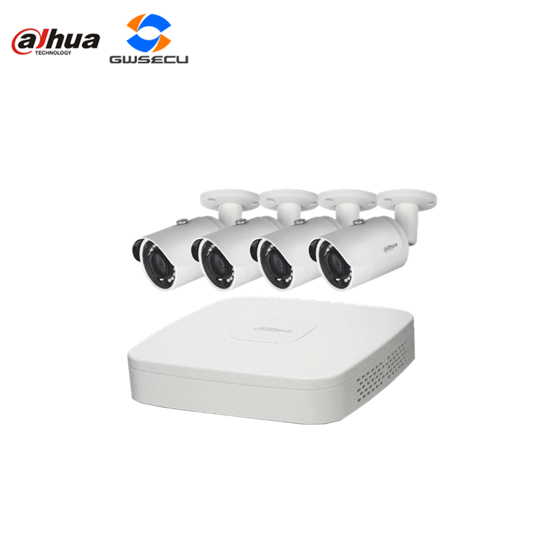 low costs dahua mini nvr kit 4ch dahua poe nvr kit 1080p dahua nvr3104-p hikvision 1.3mp ir bullet poe ip camera