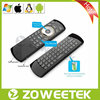 Audio Wireless Air Mouse Keyboard with IR Remote Control for Smart TV, Android tv box