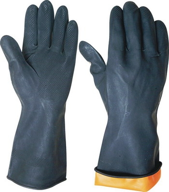 cheap industrial working latex gloves