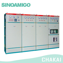 Low voltage switchgear distribution