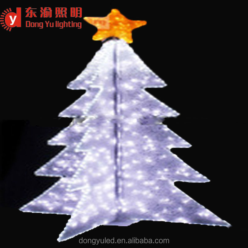 Outdoor White Metal Lighted Christmas Trees, Outdoor White Metal Lighted  Christmas Trees Suppliers And Manufacturers At Alibaba.com