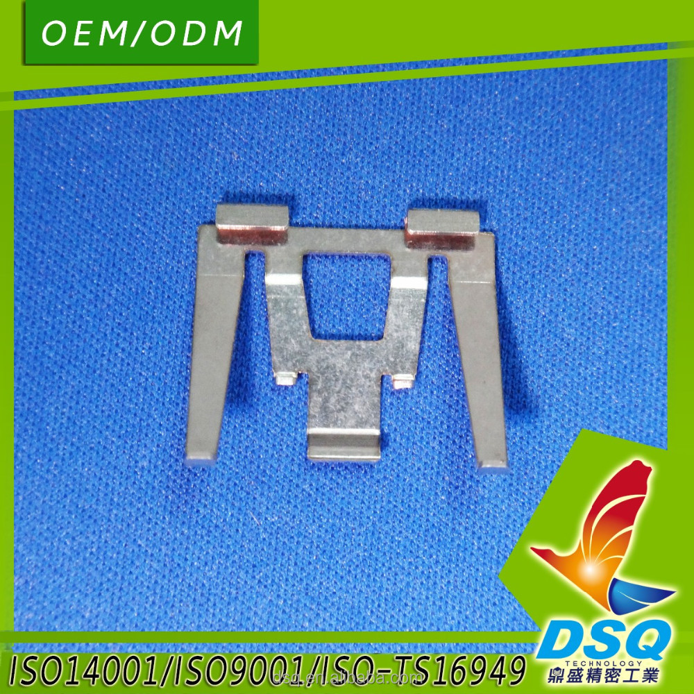 Taiwan Stamping Small Metal Shelf Clips