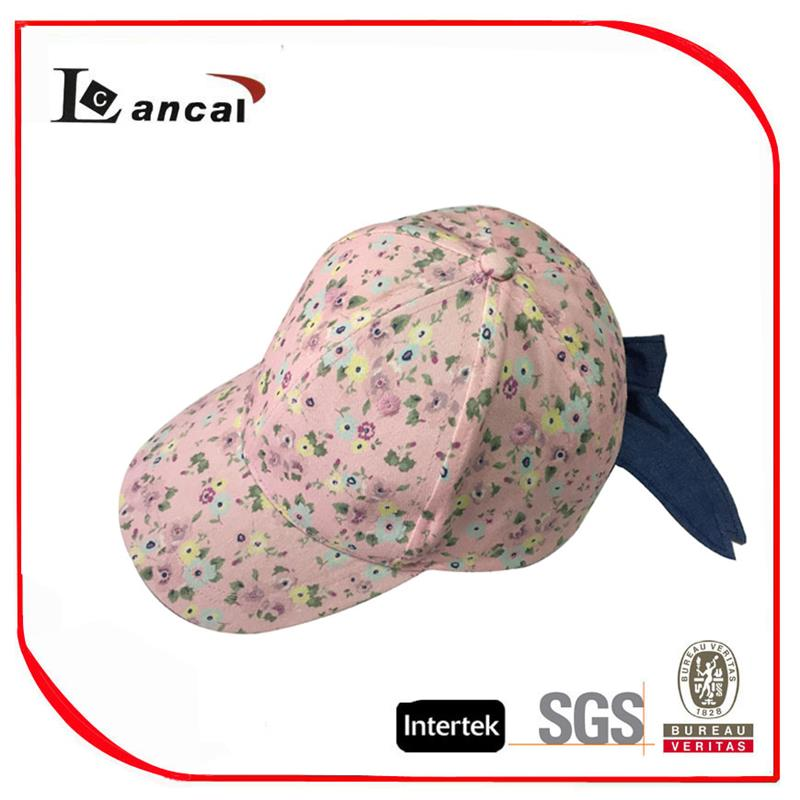 v The latest Technology Quiet Nice 5 panel flat brim cap