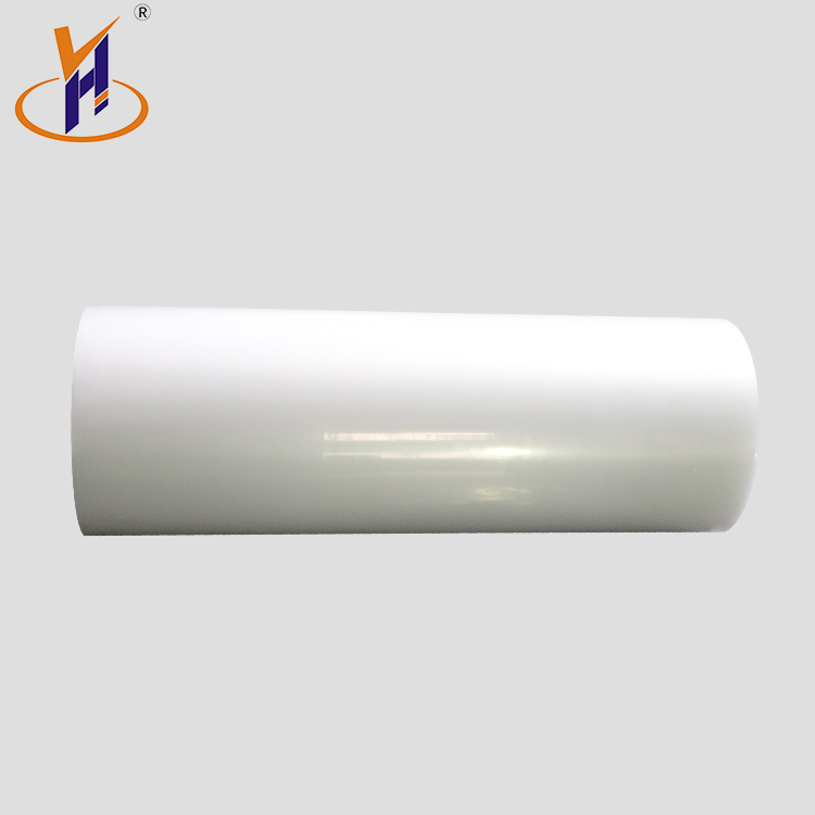 Well Designed soft hardness transparent pe wrap pallet cover customized clear ldpe heat shrink film
