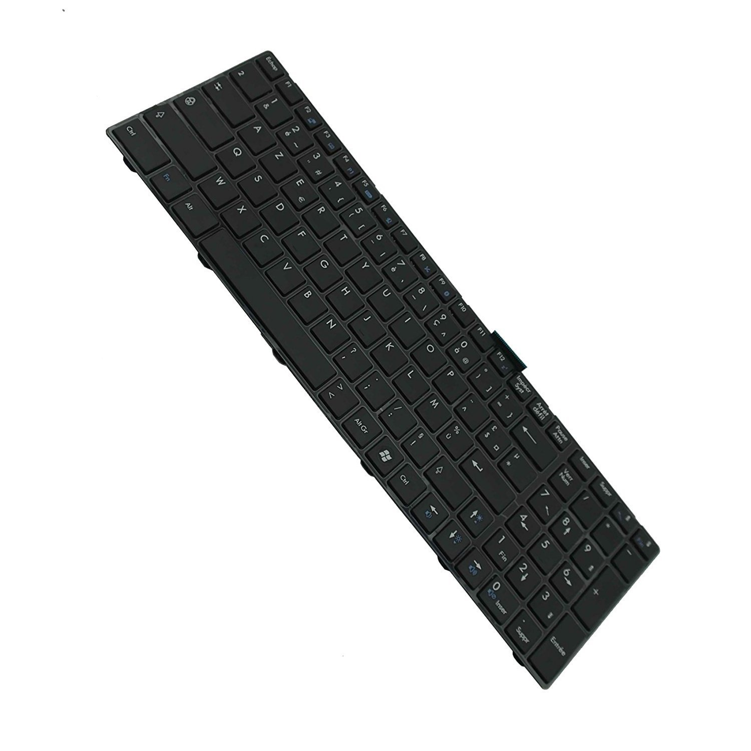 "YEECHUN Black FR French AZERTY Keyboard France Clavier For MSI A6200 15.6"" Series New Notebook Replacement Accessories"