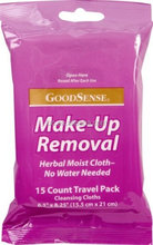 Private label makeup remover pulire/OEM wet wipe