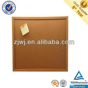 Jiangyin office push pins cork board 30*45cm