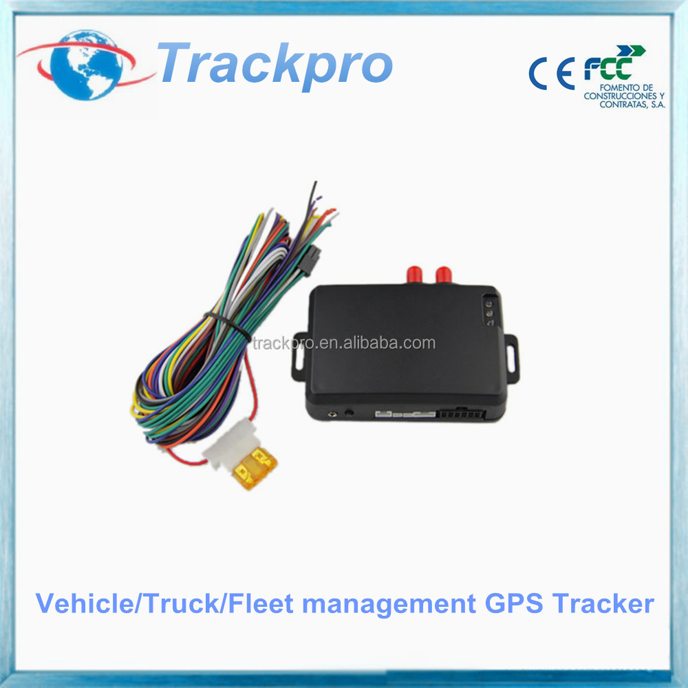 GPS Tracking System with 3 Serial RS232 Ports, 5 Digital Input and Output