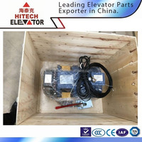 Elevator motor/gearless traction machine/for home lift