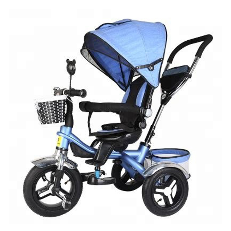 factory cheap price tricycle kids,china buy online 4 in 1 baby tricycle, stock price kids folding tricycle